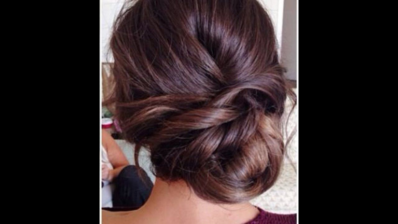 Easy hairstyles for hair تسريحات سهلة للشعر make up pinterest