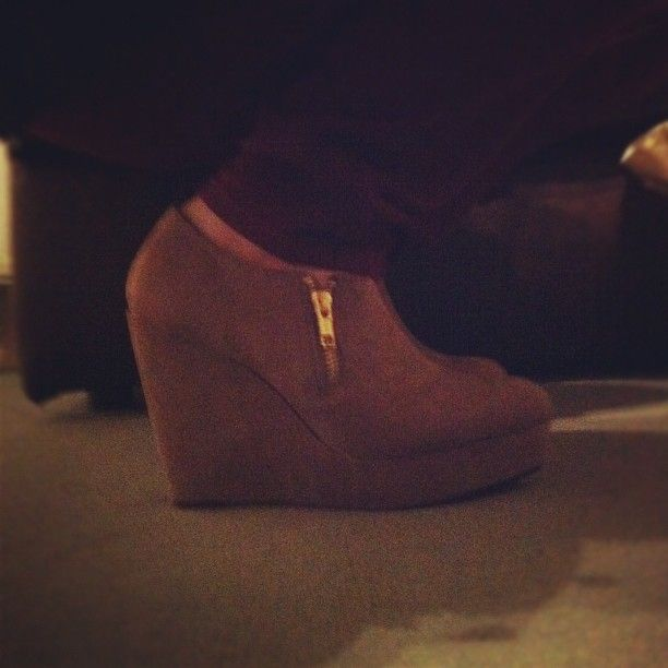 Heels. Love these.