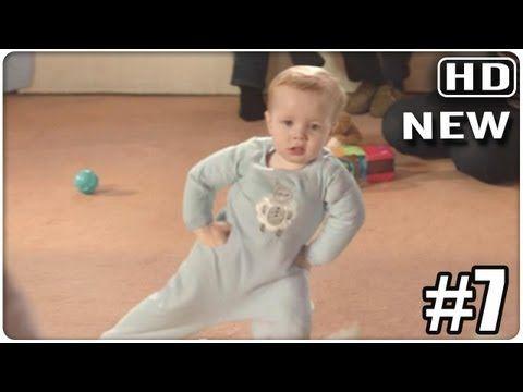 baby dances to gangnam