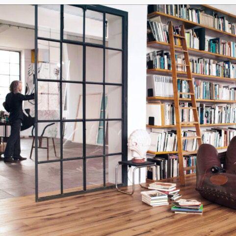 Zuhausewohnen De bei zuhausewohnen de gesehen fabrikfenster im wohnraum verbaut