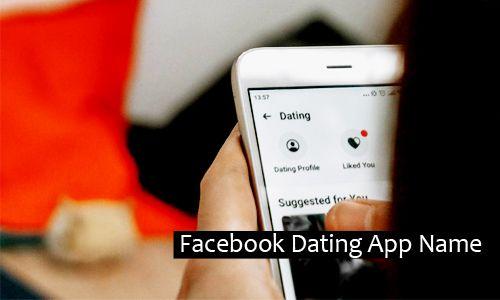 Facebook dating apps liste
