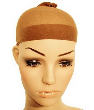58eabc40251 Mesh Wig Cap Liner Blonde by pircosmetics.  4.95. Mesh Wig Cap Liner.Wearing  a wig cap under your wig serves a variety of purposes. It keeps your hair  ...