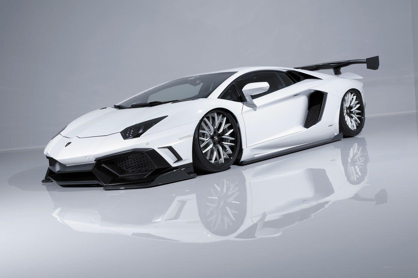 Lamborghini Aventador GT AIMGAIN
