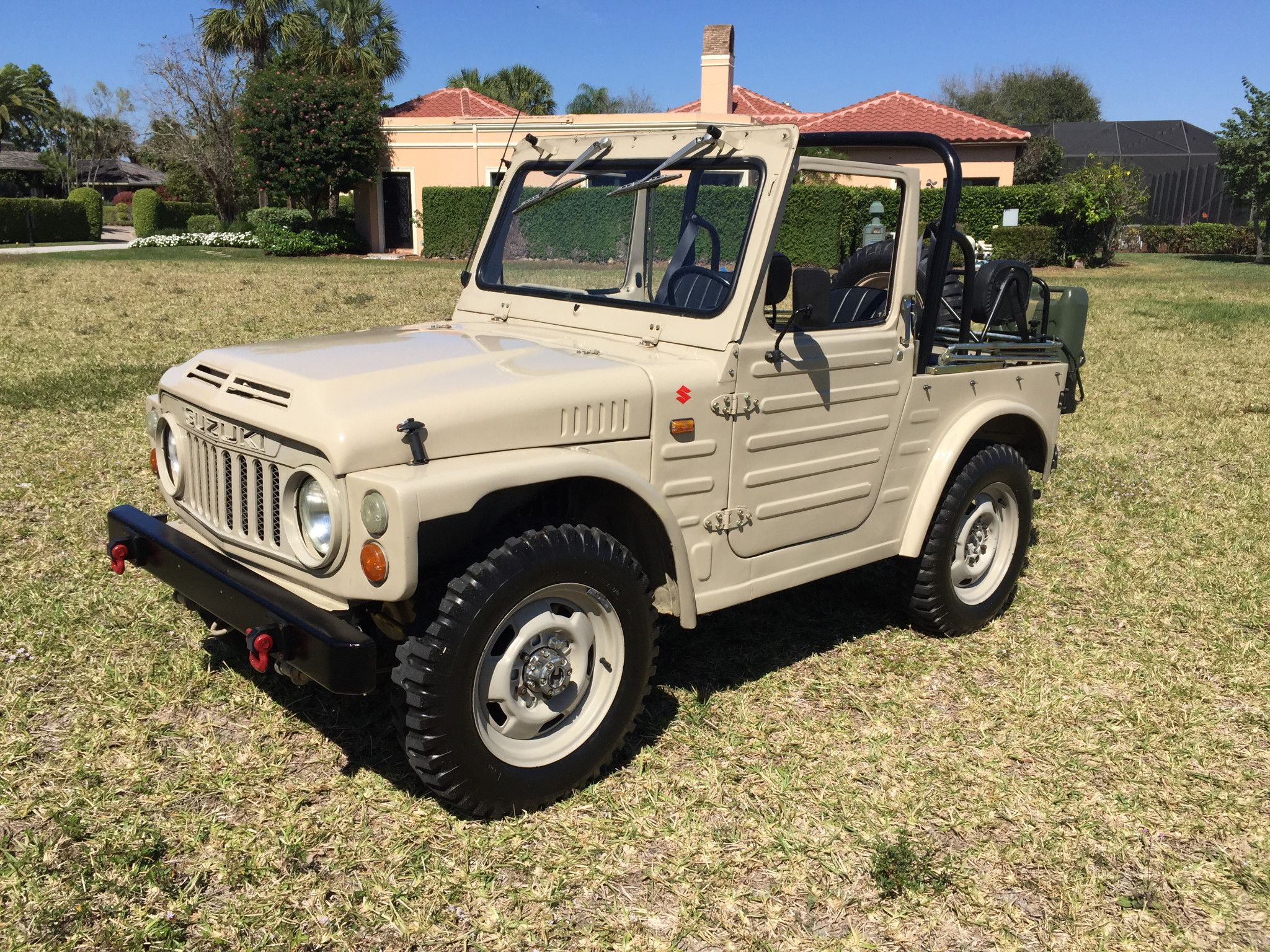 Suzuki Jeep Samurai For Sale Uk