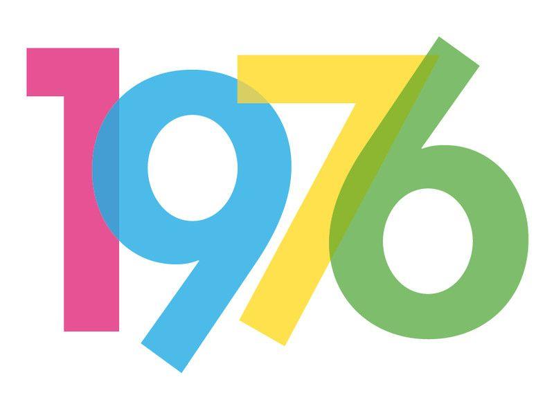 Einladung Zum 40. Geburtstag: 1976 Von Individuelle Einladung Auf  DaWanda.com