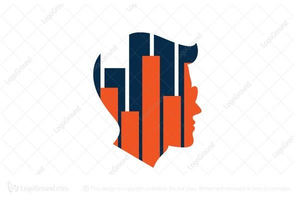 Exclusive Logo 26347 Data Financial Expert Logo Unique Symbols
