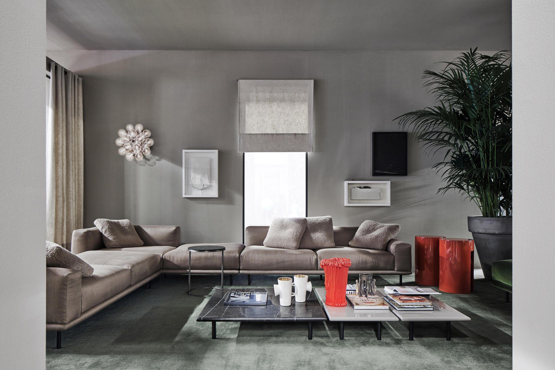 Timothy Sofa Designer Modular Sofa Systems From Meridiani