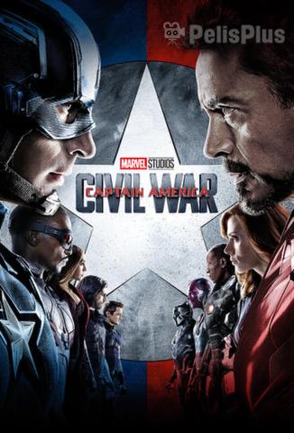Ver Capitán América Civil War 2016 Online Latino Hd Pelisplus Pelicula Capitan America Peliculas De Superheroes Peliculas Marvel