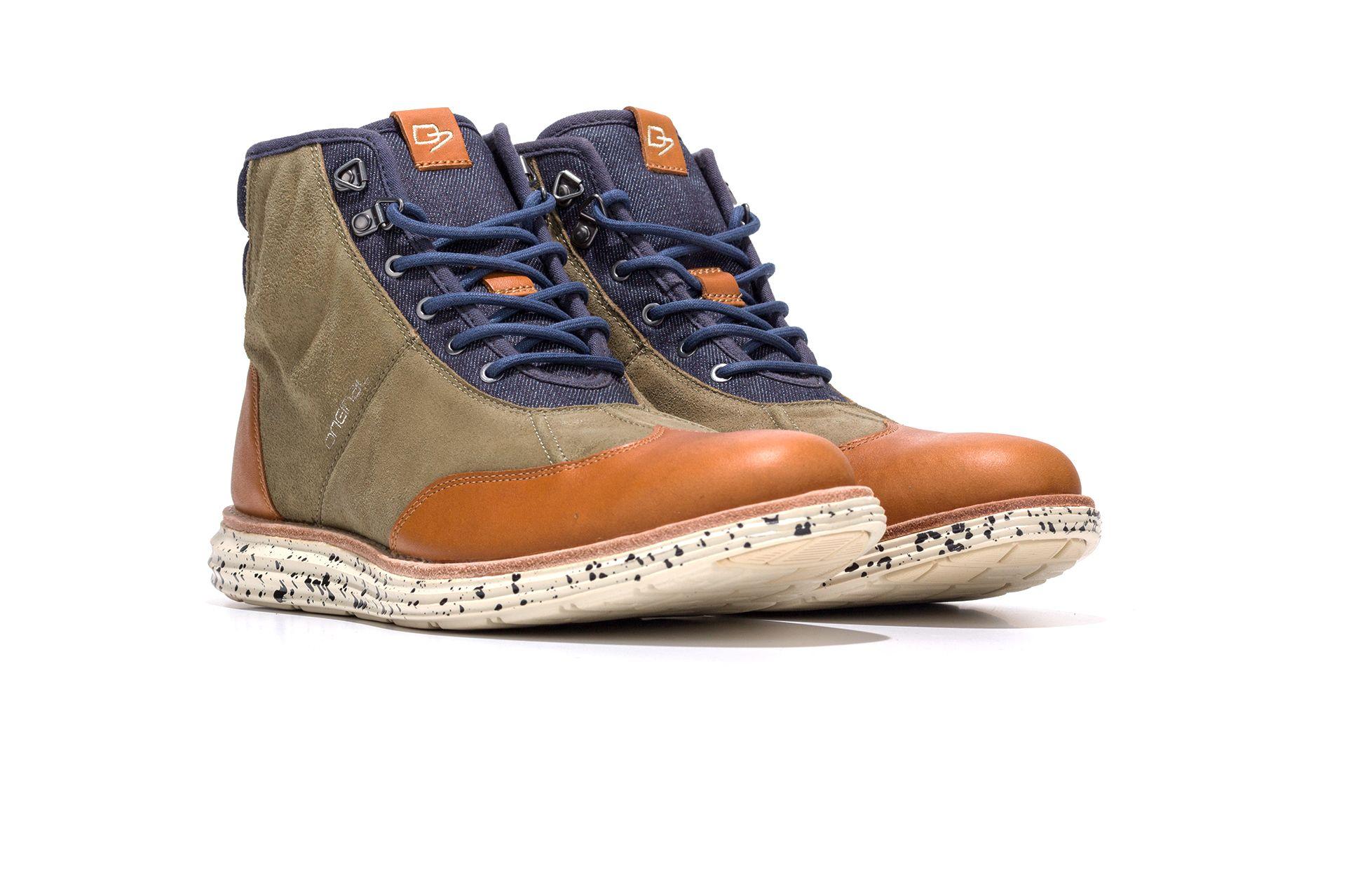 【DAY-SEVEN】Marksman 輕量獵人短靴x草綠(女)-8004 - D7 Shoes