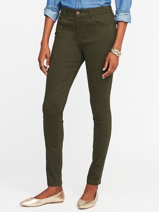 6eae4106516 Mid-Rise Rockstar Sateen Jeans for Women   Old Navy Favorites ...