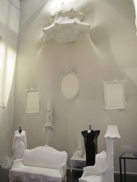 Couture Salon van Jean Paul Gaultier.
