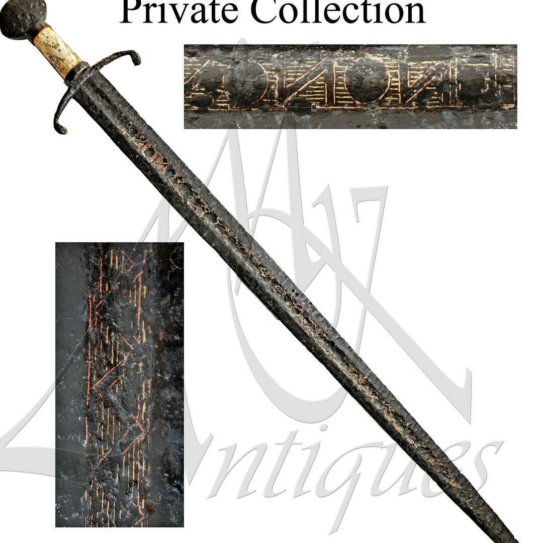 Sultan Salah Ud Din Era Crusader Sword