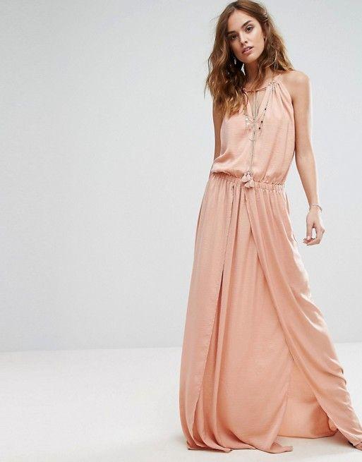 The Jetset Diaries Omara Maxi Dress