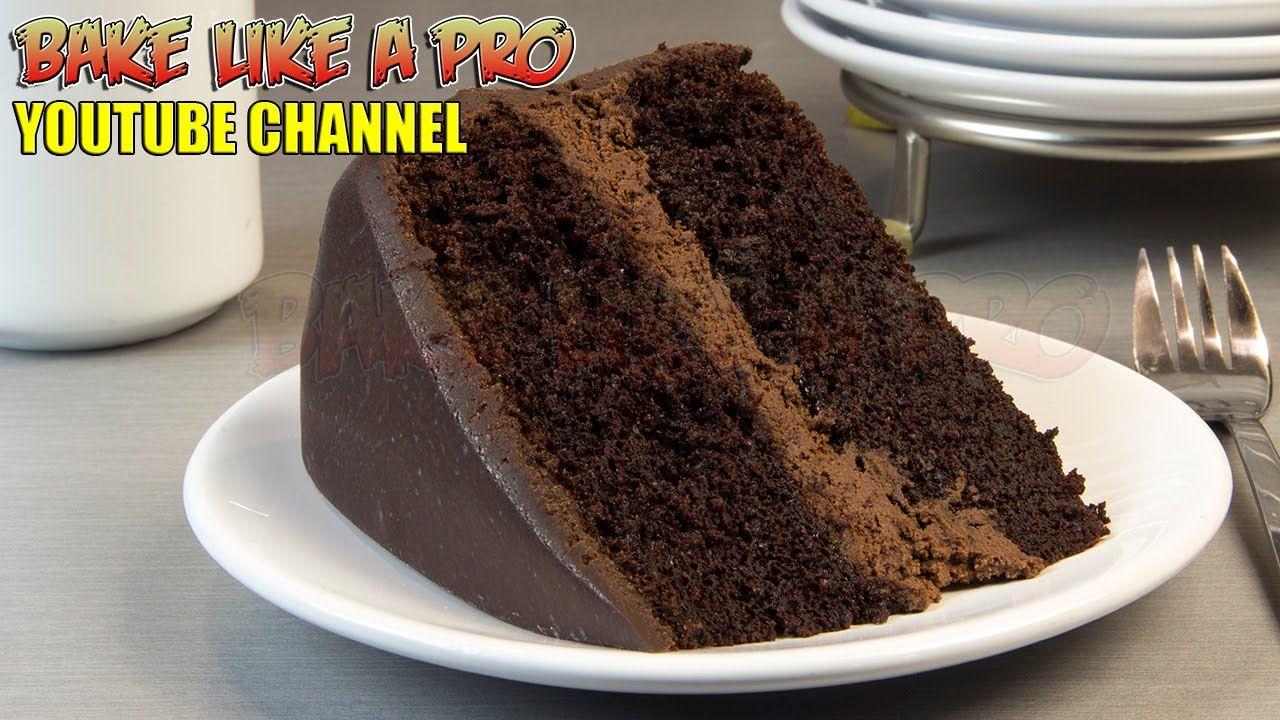 Black magic chocolate cake recipe like hersheys with