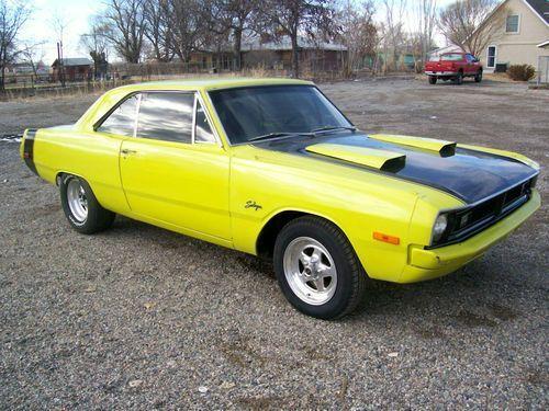 Mopar Muscle Car Colors Dart Mopar Duster