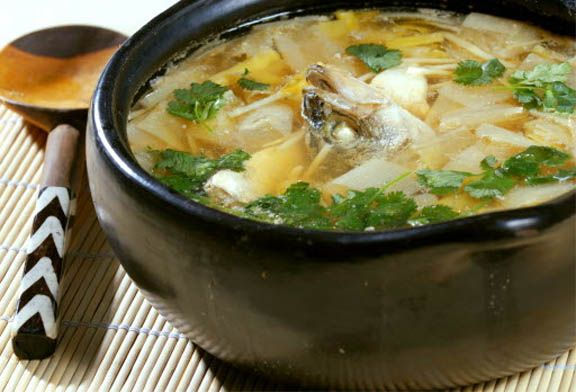 House Special Column Fish Head Soup Fish Head Soup Food Recipes