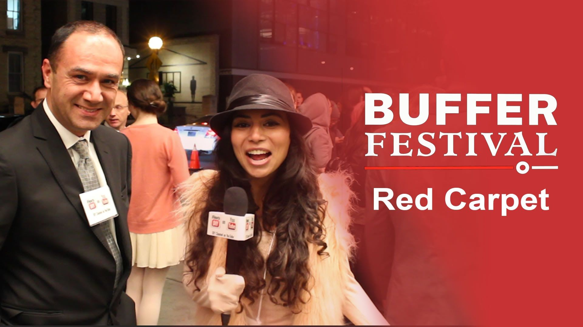 Buffer Festival 2015 Red Carpet Gala Highlights | An Event for YouTubers