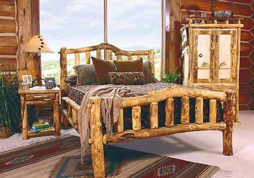 Good Rustic Log Bedroom Furniture #bedroom #furniture #chicago Http://bedroom.