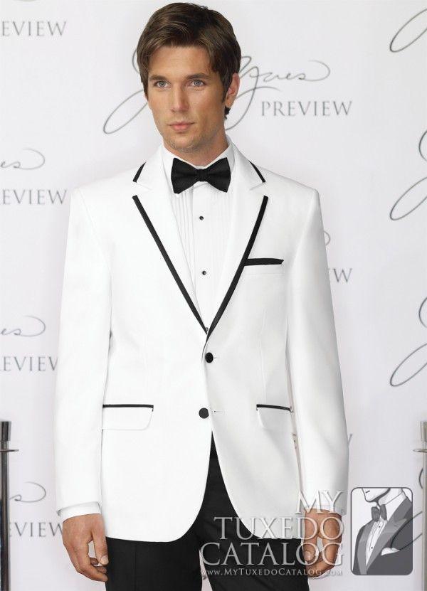 White \'Savoy\' Tuxedo from http://www.mytuxedocatalog.com/catalog ...