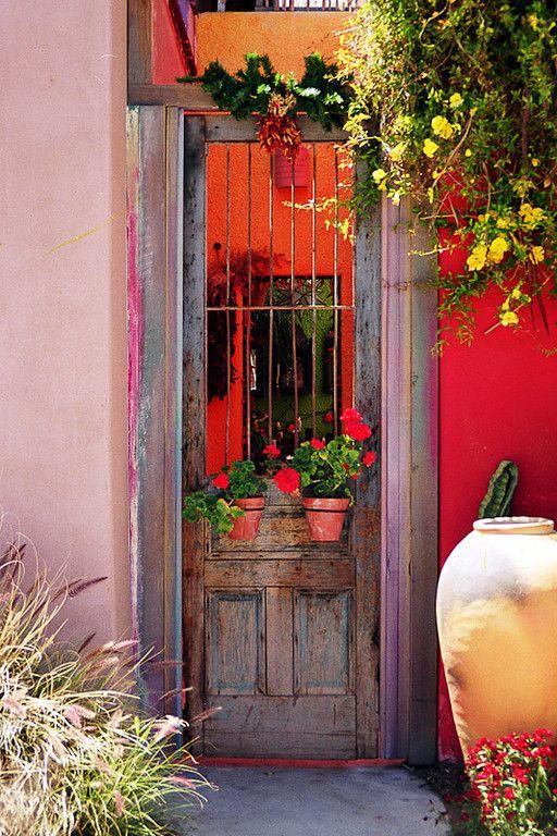 Tucson Entryway