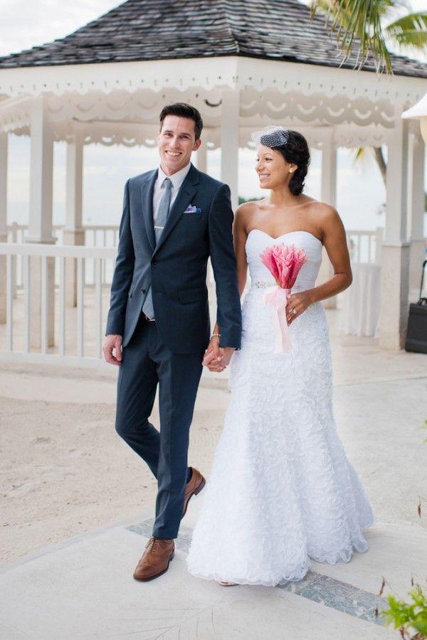 An Intimate Destination Wedding in Negril, Jamaica   Destination ...