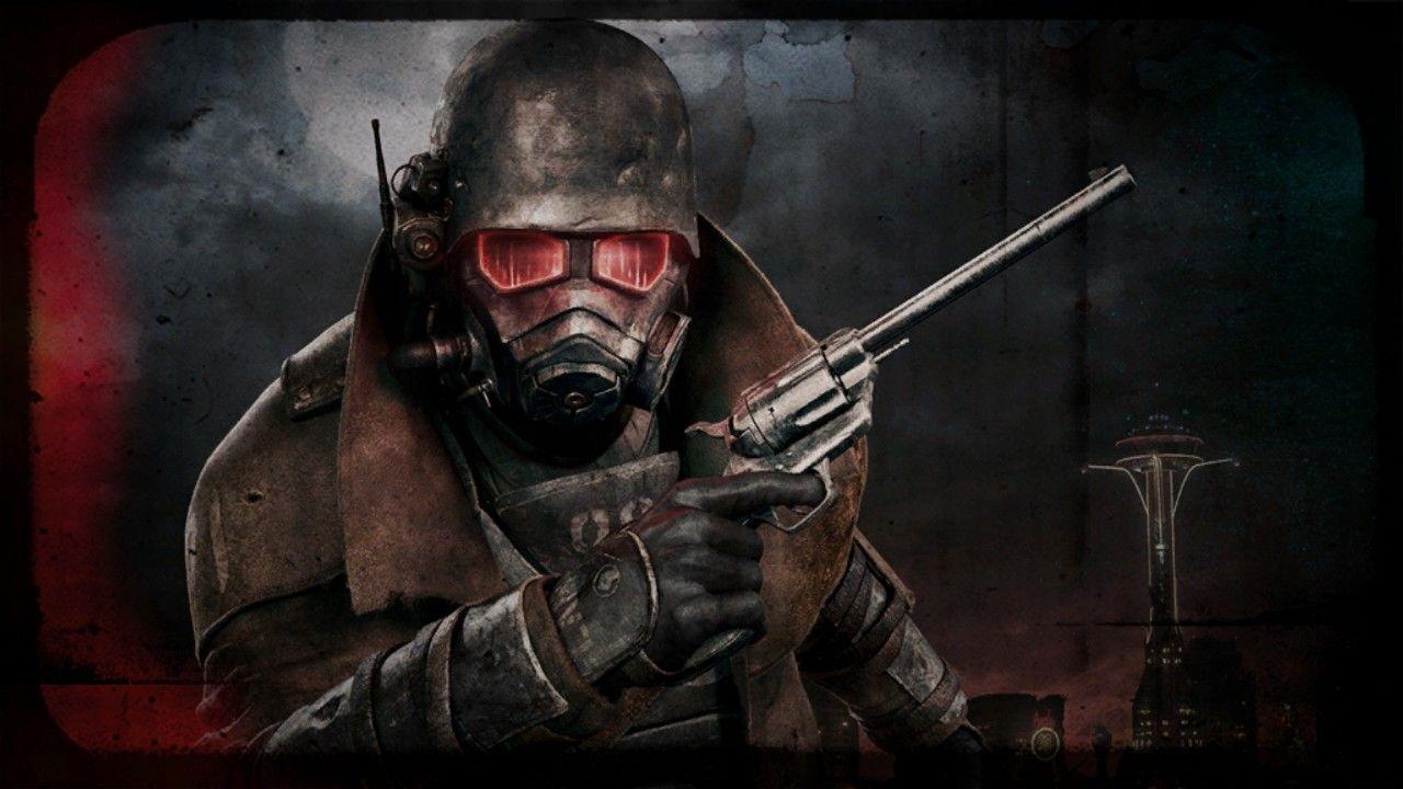 Fallout New Vegas Opening Shot Fallout New Vegas Fallout Mods Fallout Wallpaper