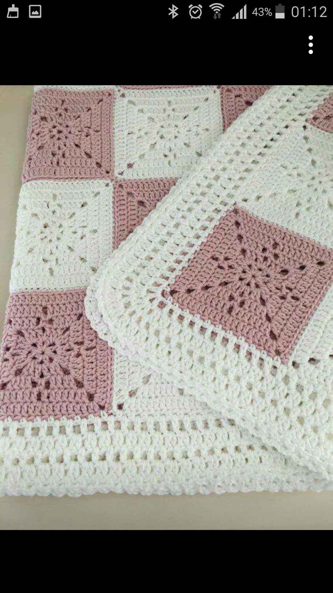 Pin de Tammie Gitchel en crocheting | Pinterest | Colchas y Tejido
