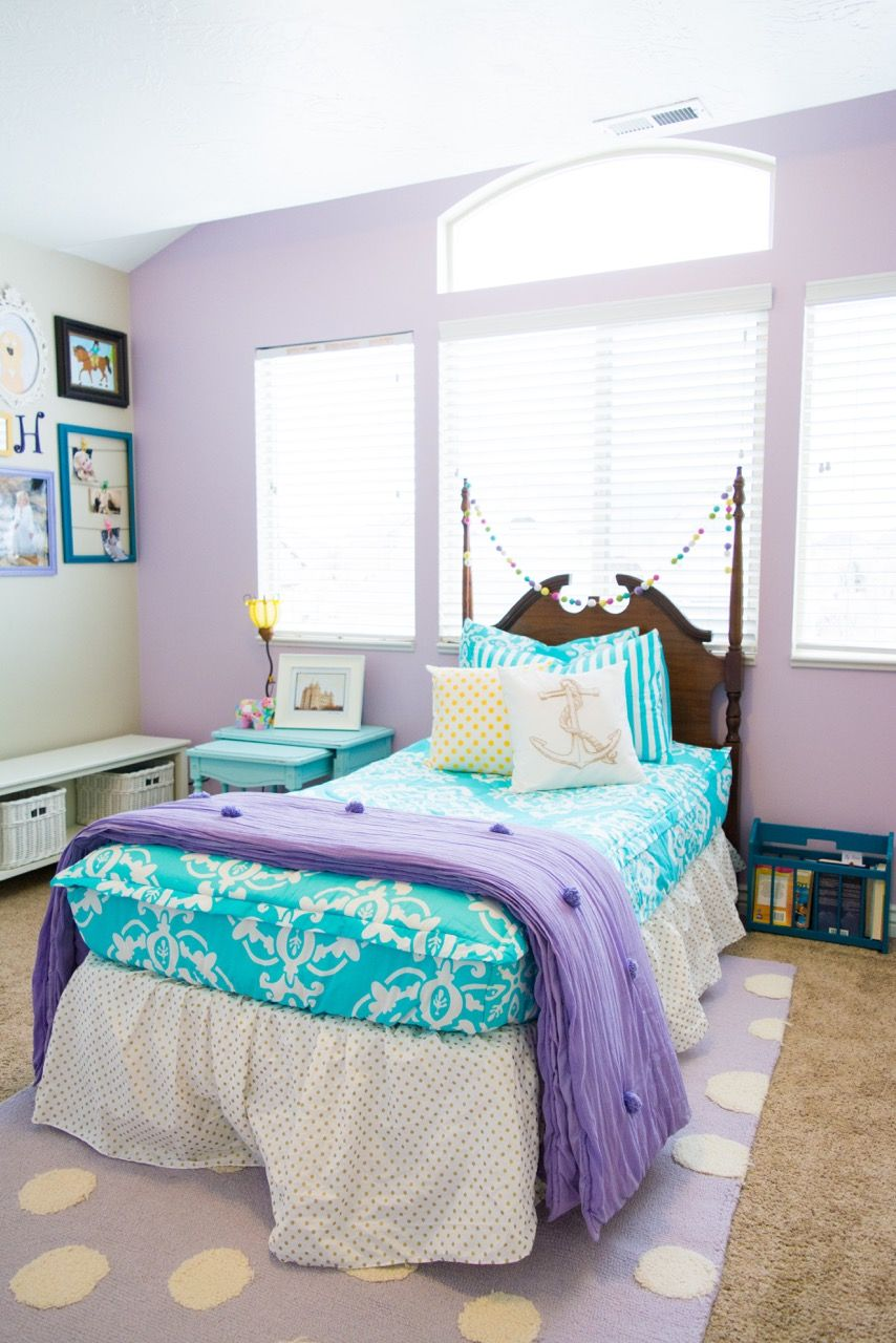 Cute Girl Bedrooms Cute Girl Zipper Bedding Beddys  Bedroom  Pinterest