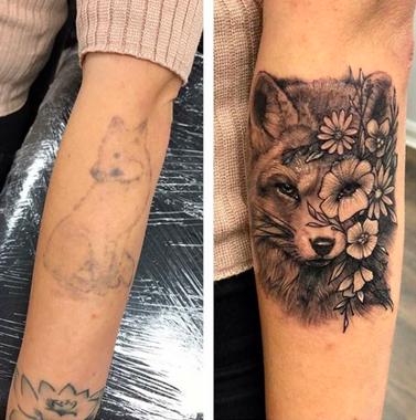 20 CoverUp Tattoos Tatoo