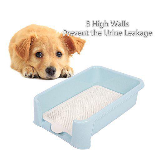 Favorite Dog Protection Plastic Training Tray Puppy Training Pad