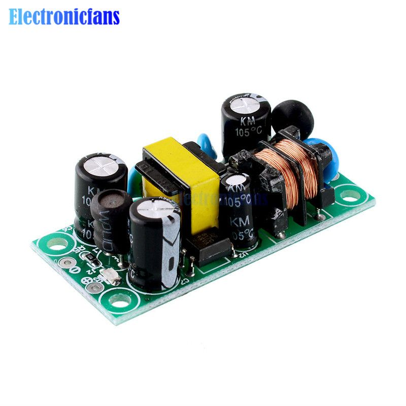 12V 500mA AC-DC Power Supply Converter Step Down Module Electronic