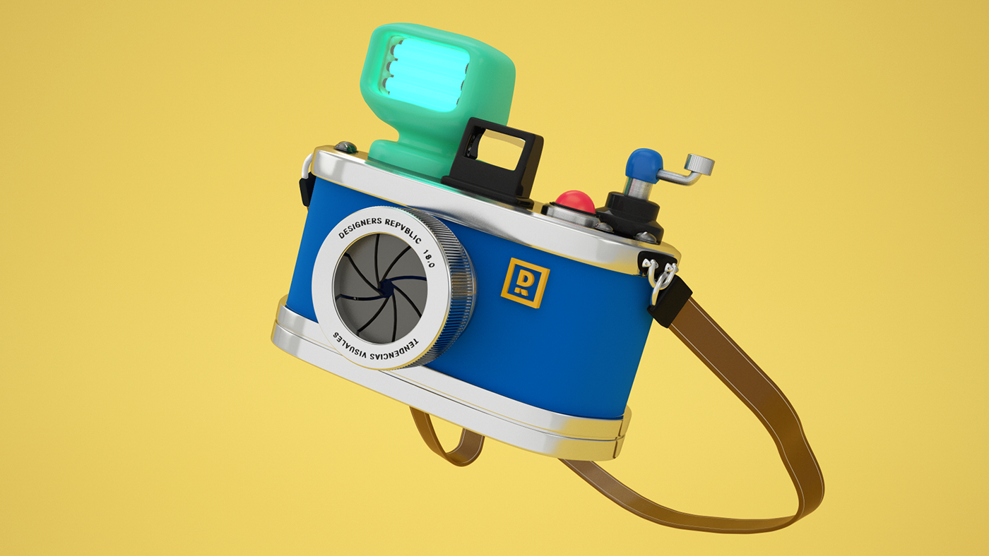 DR Camera on Behance
