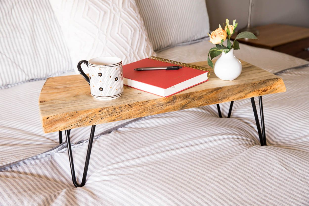 Diy lap desk from a live edge slab addicted 2 diy lap