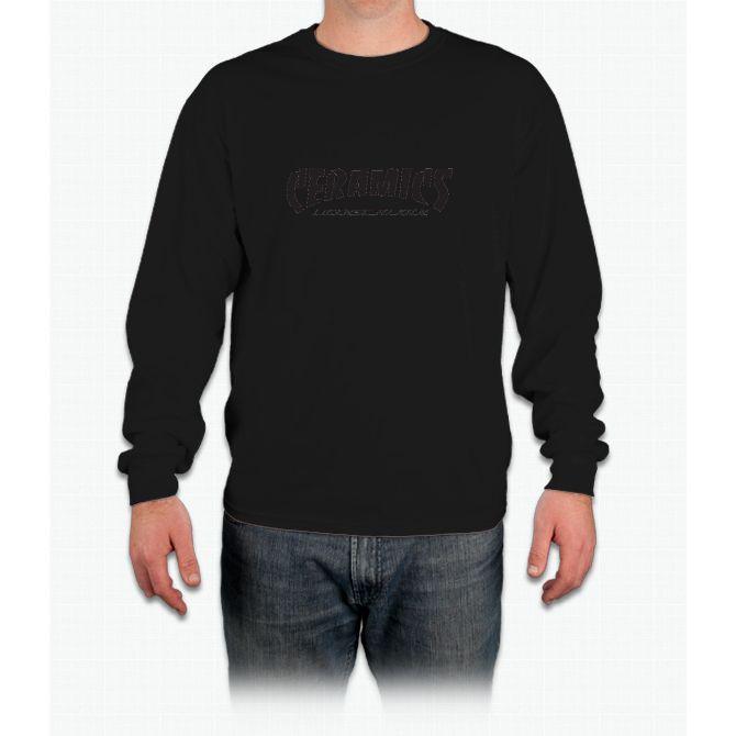 Ceramics: License to kiln Long Sleeve T-Shirt
