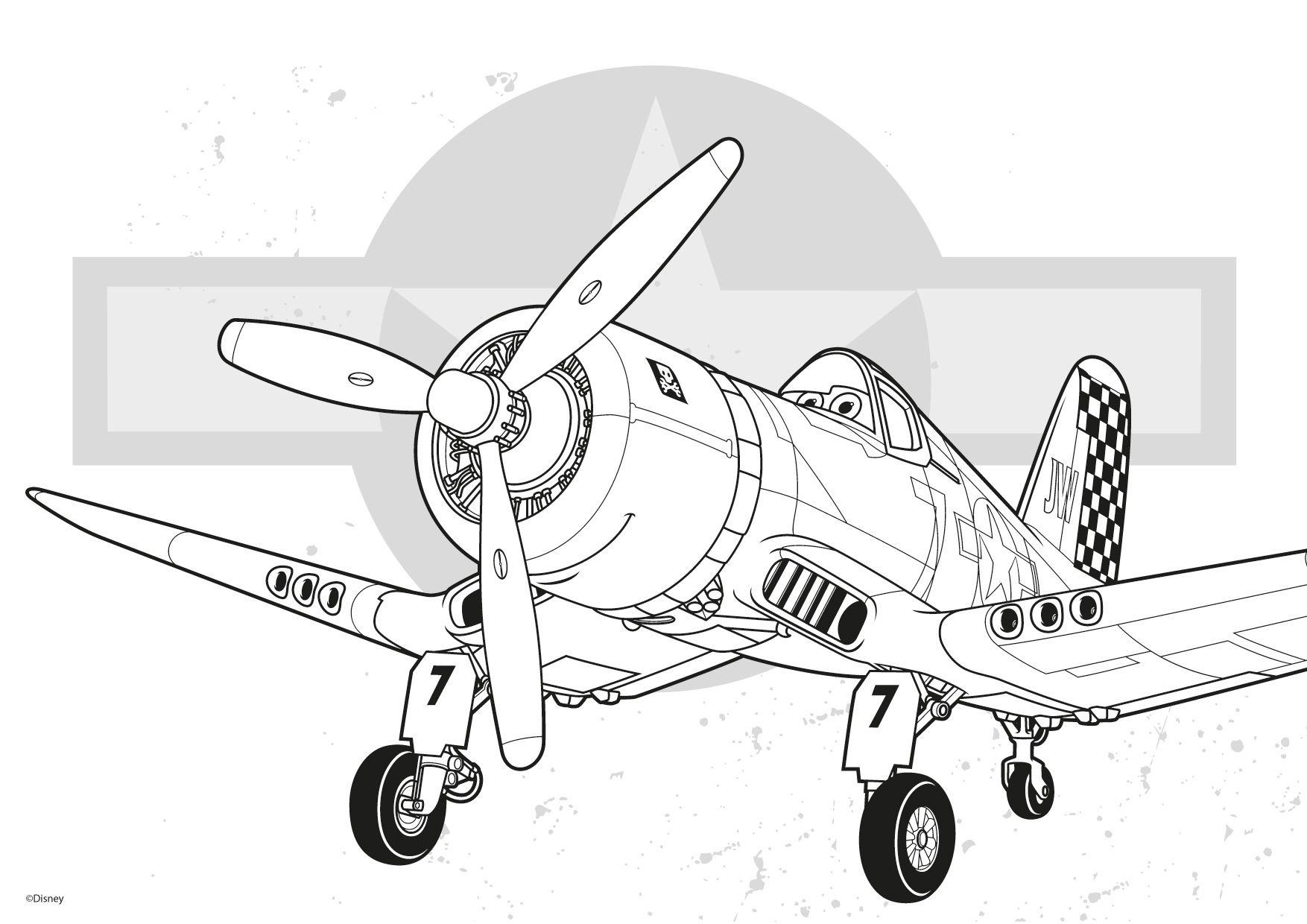 Ausmalbilder Planes 05 Ausmalen Ausmalbilder Und Malen