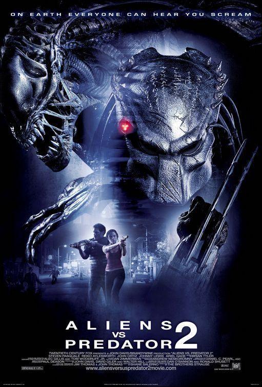 Alien Vs Predator 2 2007 Alien Vs Depredador Depredador Pelicula Aliens