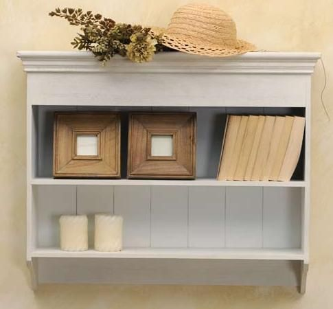 Pensile provenzale legno bianco | DIY furniture, Paint furniture ...