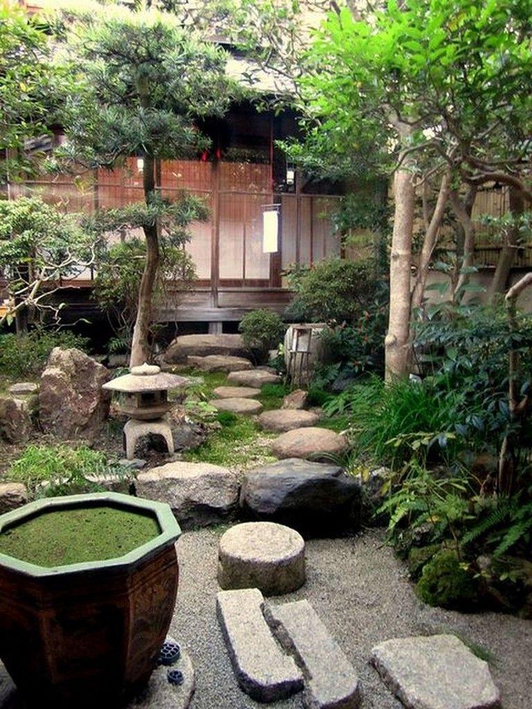 100 Comfortable And Cool Japanese Zen Gardens Landscape For Your Inspirationsgarden Gardendesign Gardenideas Landscaping Landscapingideas