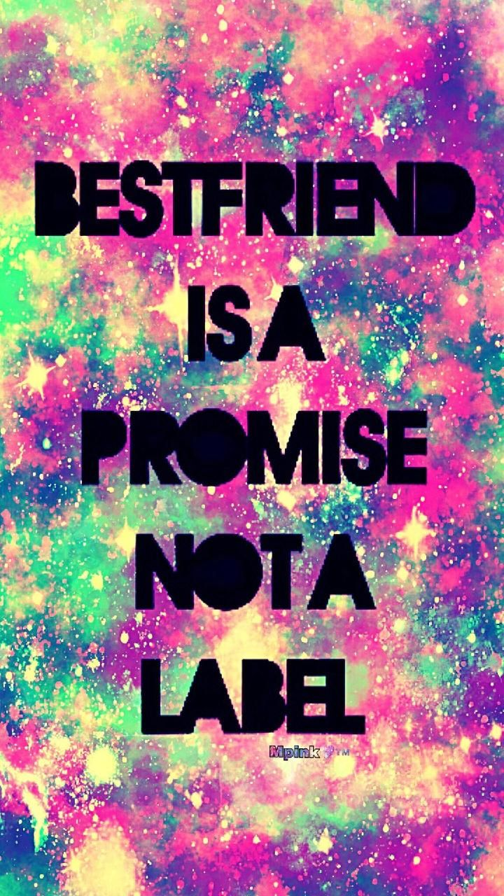 Download Best Friend Wallpaper By Mpink27 Now Browse Millions Of Popular Art Wallpapers And Ringtones On Zedge And P Cute Bff Quotes Bff Quotes Friends Quotes