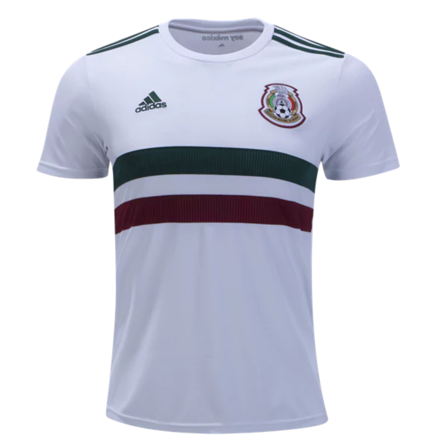 Mexico 2018 World Cup Away Men Soccer Jersey Personalized Name and Number 3529da0e5