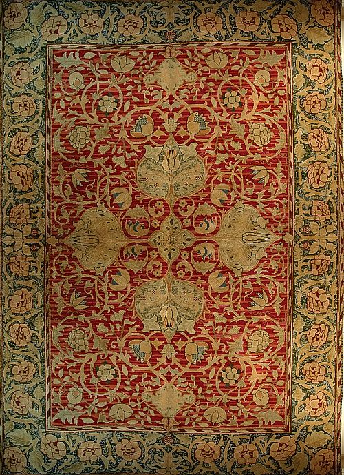 And Crafts Rugs Movement Arts