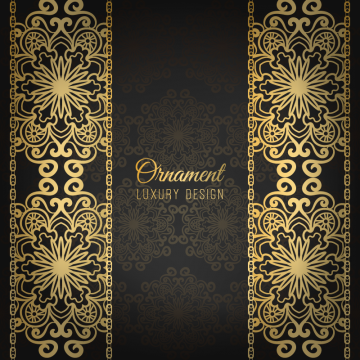 Luxury Mandala Design Background Background Vintage Invitation Png And Vector With Transparent Background For Free Download Mandala Design Mandala Luxury Background