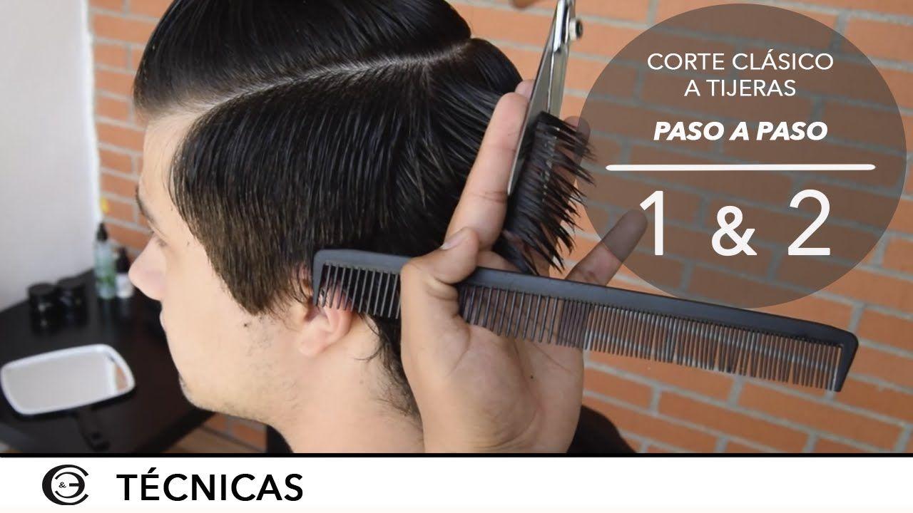 Tecnicas de corte de pelo basico