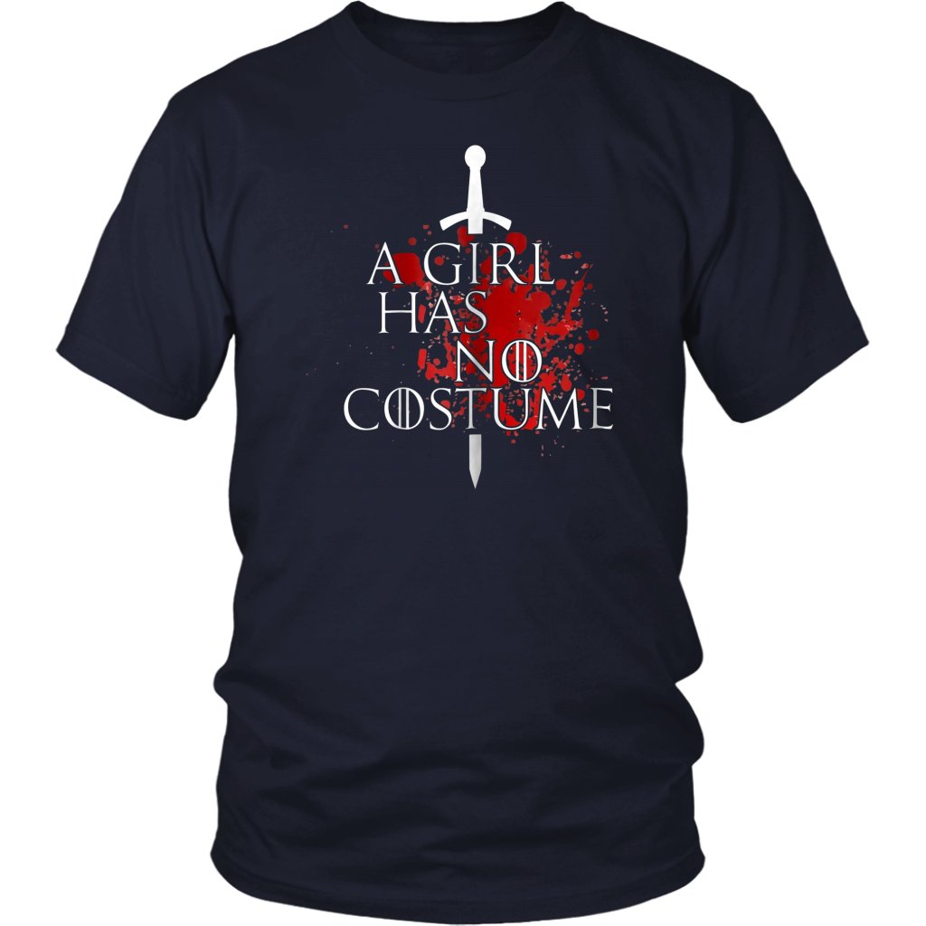 858bfd55 A Girl Has No Costume - Funny Halloween Gift T-Shirt | cricut stuff ...