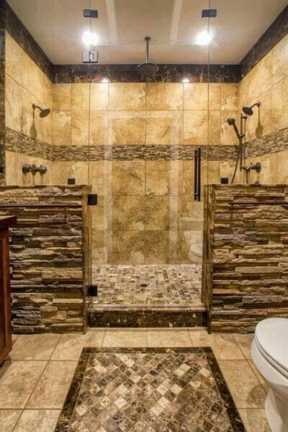 30 moderne Duschmodelle, die Sie nicht herausnehmen möchten