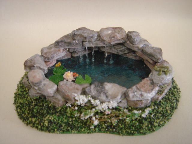 Pond by Wilhelmina