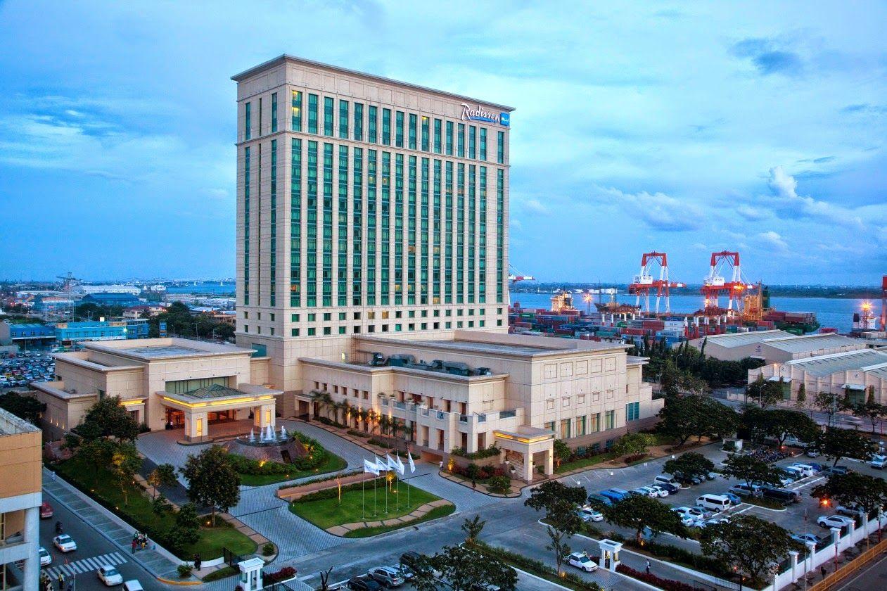 City Radisson Blu Hotel Cebu