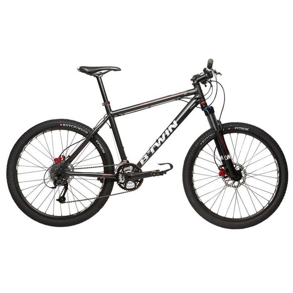 Btwin Rockrider 520 Mens Mtb Cycle Jinas Mtb Cycling Mtb Cycles