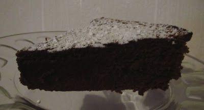 Kanelitytön kakkuparatiisi: Mutakakku, vihdoinkin!