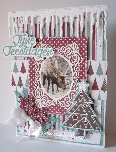 Fijne feestdagen (Joy!crafts)